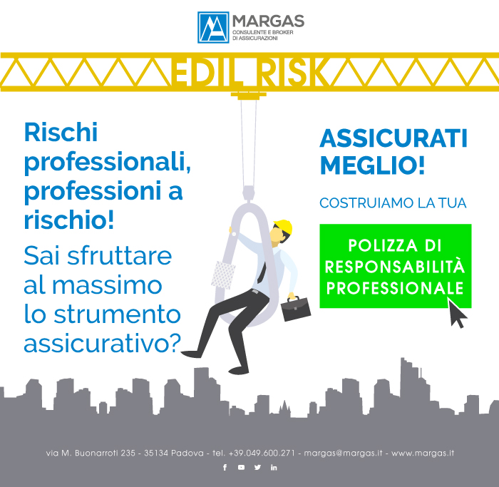 EDILBUILD.IT: le Polizze Professionali.