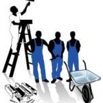 Bau-Handwerker