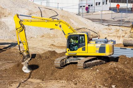 GESTIONE CANTIERI E SICUREZZA: I sistemi di protezione degli scavi a cielo aperto.