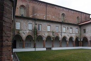 I  sistemi innovativi di Newfloor, Calidus A e Four x Four AD per il restauro dell'antico convento di Sant'Agostino.