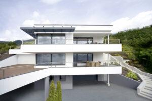 Una casa bella, confortevole e salubre grazie a finestre moderne.