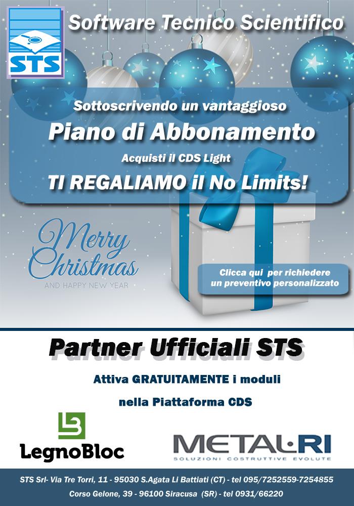 EDILBUILD SOFTWARE: Sottoscrivi un piano di Abbonamento a STS.