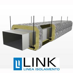 EDILBUILD PRODOTTI: linea isolamento Link Industries.