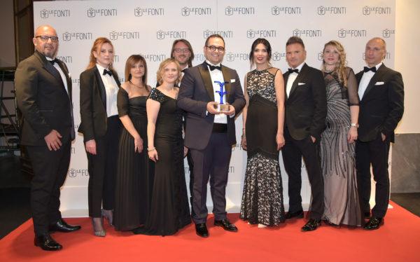 Knauf Insulation Italia premiata da Le Fonti Awards 2019 come Eccellenza  dell'Anno per Innovazione e per la Comunicazione nella Sostenibilità Ambientale