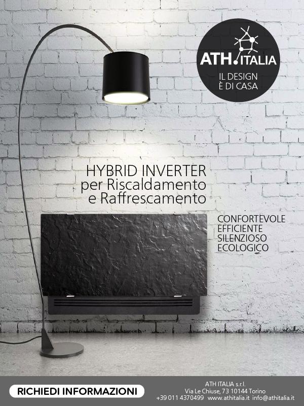 EDILBUILD PRODOTTI: ATH Italia soluzioni per riscaldamento e raffrescamento.