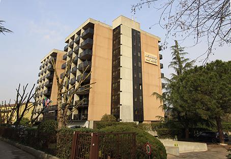 Restyling estetico ed energetico per il complesso residenziale in riva all'Adige.