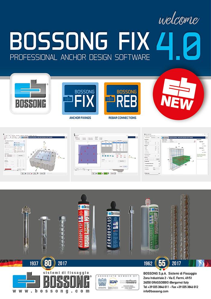 EDILBUILD PRODOTTI: Scopri il nuovo programma di calcolo Bossong Fix 4.0