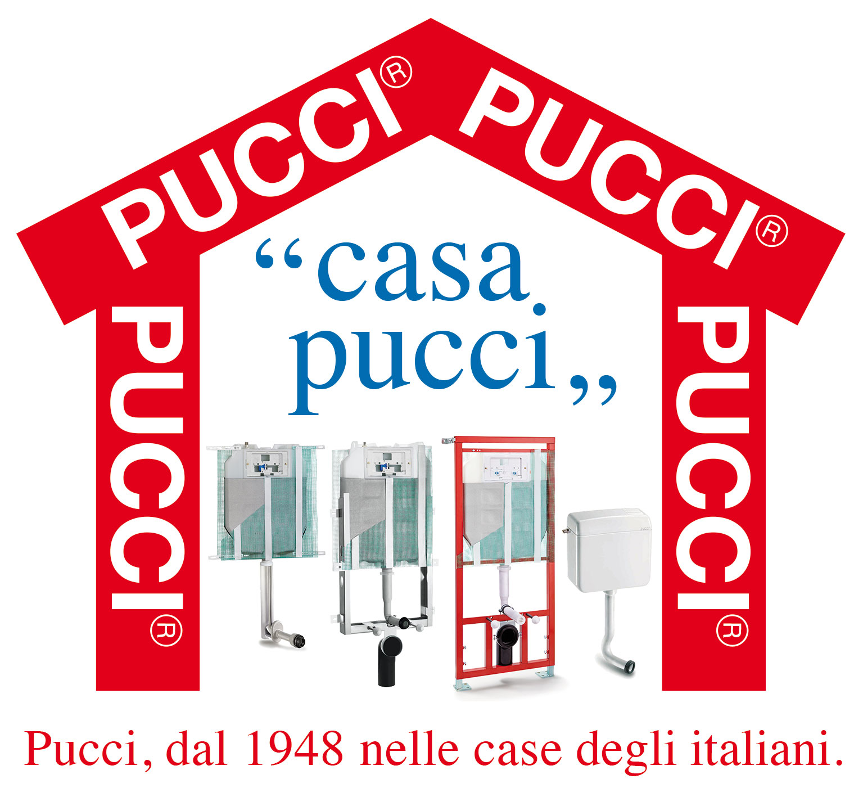 PUCCI dal 1948 nelle case degli italiani.