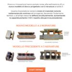 10 anni di innovazione ISOTEX: +45% di capacità portante, +18% di isolamento termico!