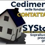 SYSTAB Consolidamento fondazioni pali e resine