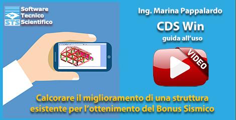 MiniCorsi STS – CDSWin: Modellazione con Piastre e Megapiastre