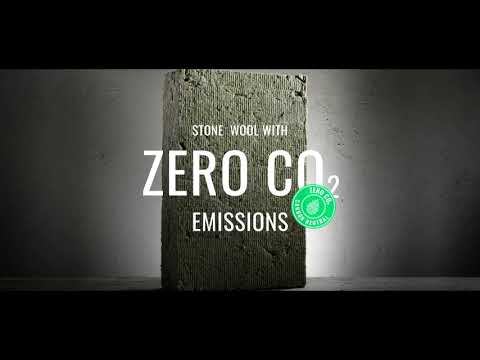 PAROC Natura – the carbon neutral stone wool insulation