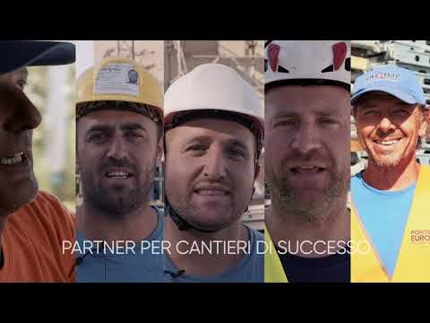 PARTNER PER CANTIERI DI SUCCESSO
