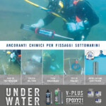 EDILBUILD PRODOTTI: Bossong: ancoranti chimici per fissaggi sottomarini