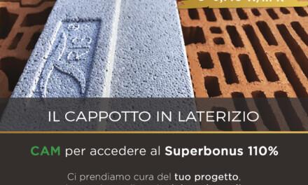 EDILBUILD PRODOTTI: Tris, il cappotto in laterizio per il Superbonus