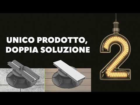 Dual System Evolution: unico prodotto, doppia soluzione – Italprofili